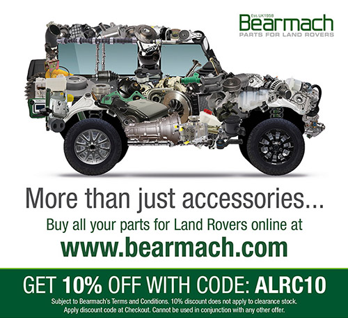 Bearmach ALRC Member's Discount