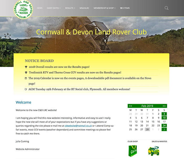 Cornwall and Devon LRC