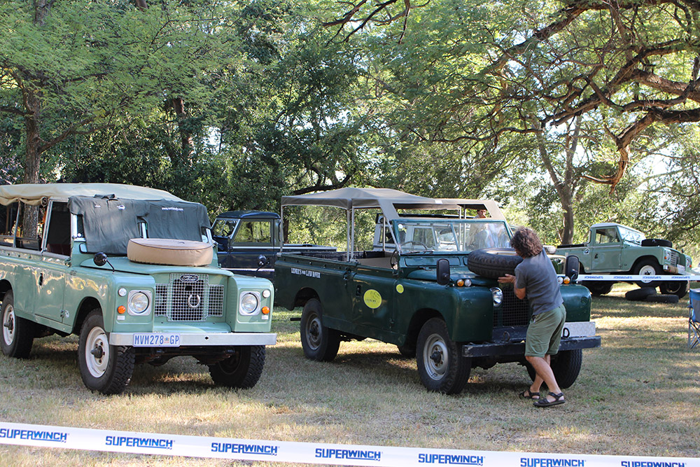 LR Classic South African adventures