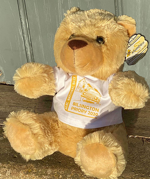 ALRC National Rally 2020 Teddies