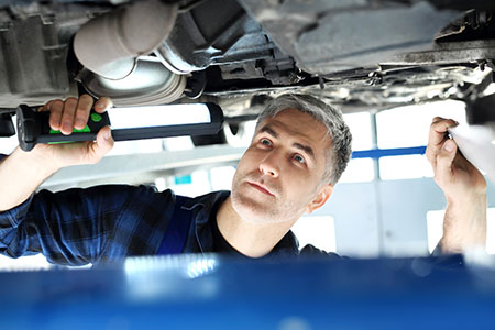NWS Motor Services, Shropshire - servicing for JLR vehicles