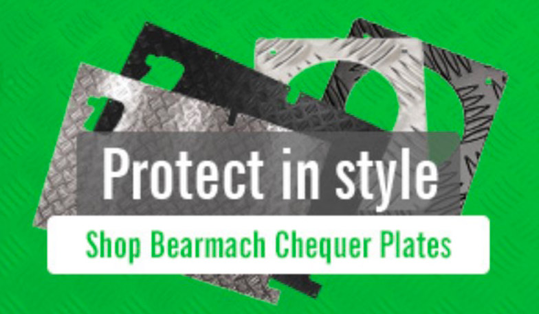 Bearmach Chequerplate