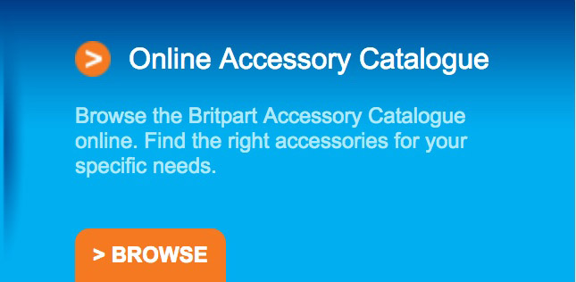 Britpart Online Accessory Catalogue
