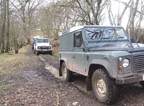 ALRC Green Laning events